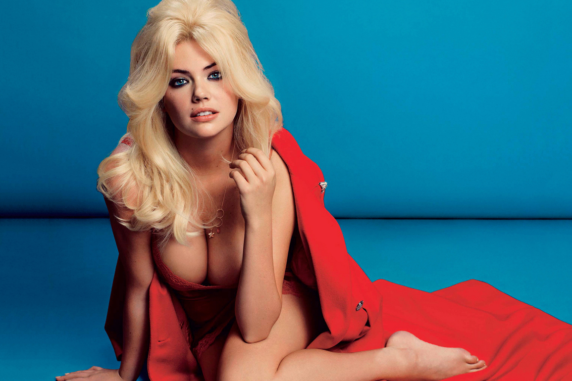 kate upton by inez vinoodh for v magazine 1 Kate Upton Photographed by Inez & Vinoodh for V Magazine