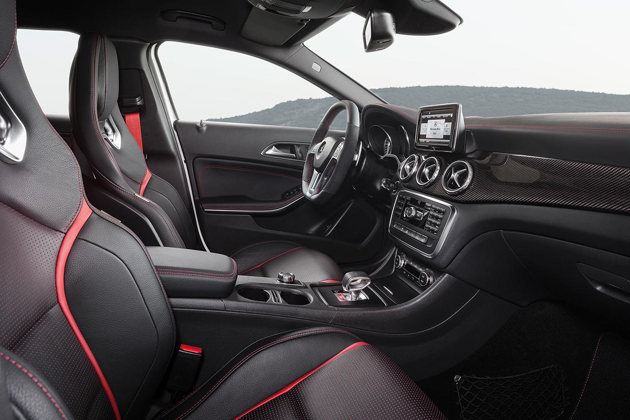 mercedes benz gla45 amg 3 2015 Mercedes Benz GLA45 AMG