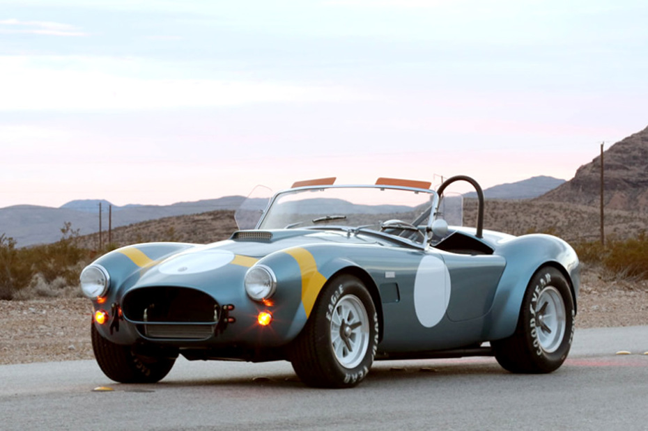 shelby cobra 289 fia 50th anniversary 1 Shelby Cobra 289 FIA 50th Anniversary Edition