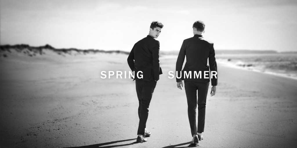 05 1 MAN 1920 1024x512 Zara Man Spring/Summer 2014 Lookbook