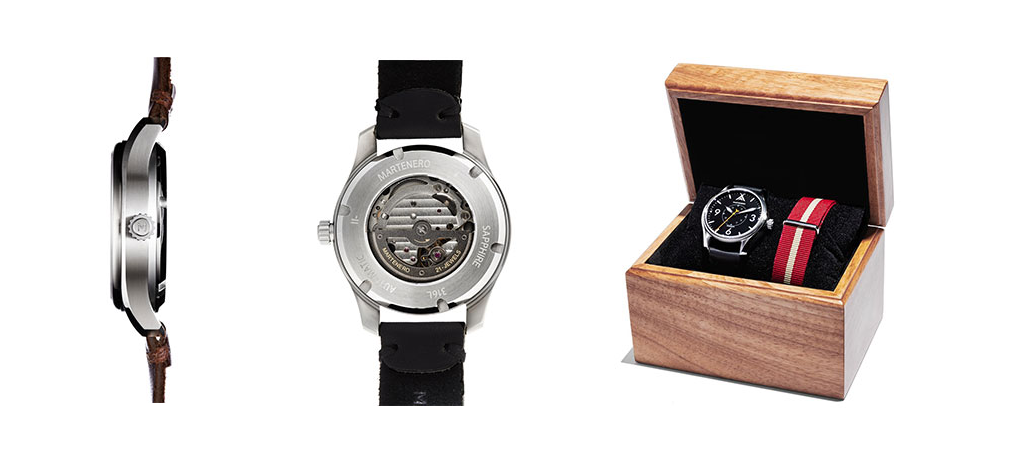 Picture 6 Martenero Introduces Customizable, Affordable Mechanical Watches