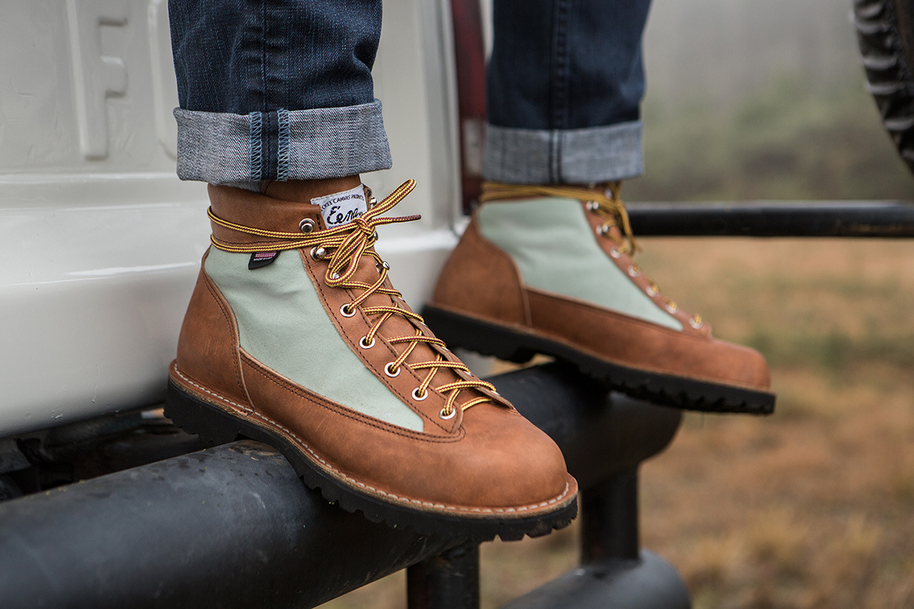 Beckel x Danner 2014 Spring Light Boots | Everyguyed