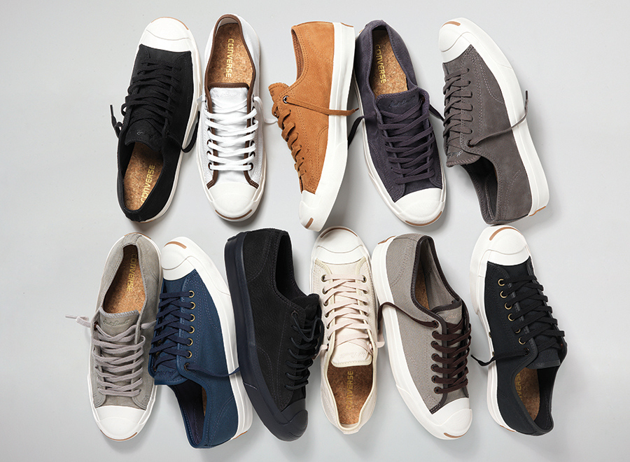 converse jack purcell spring 2014 5 Sneakers You Need to Sport This Spring
