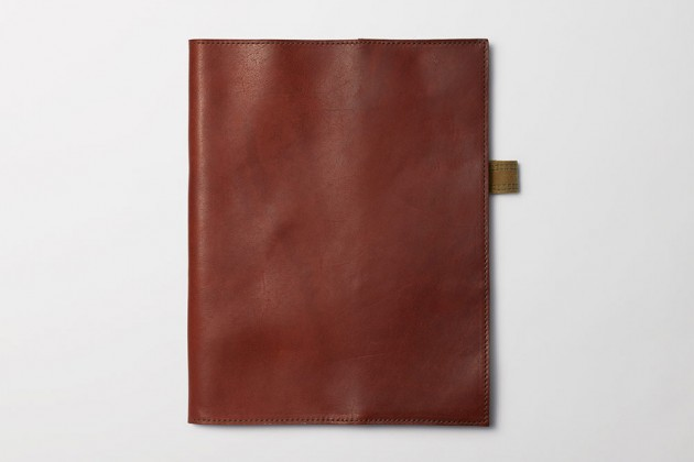 filson leather notebooks 03 630x420 Filson Horween Leather Notebook Covers