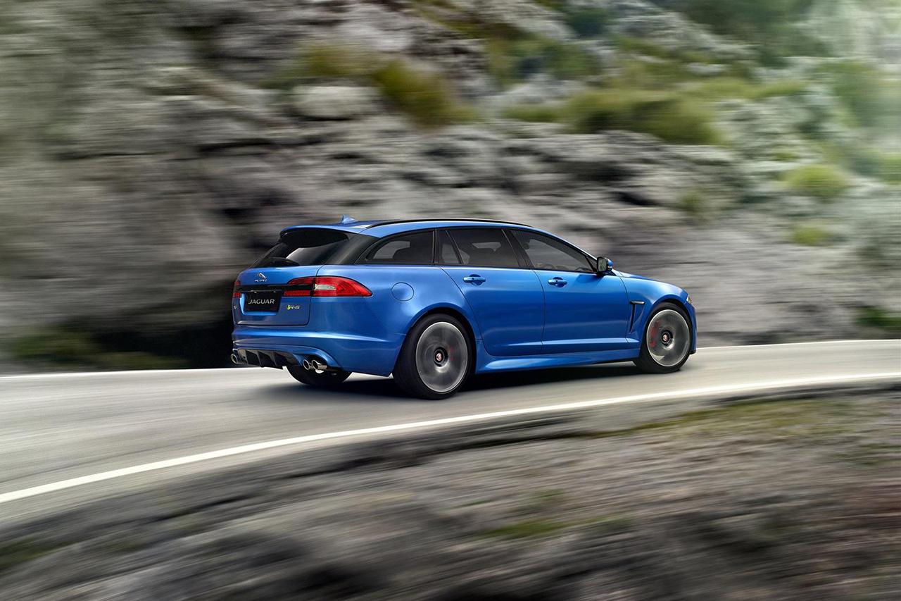 jaguar xfr s sportbrake heads to geneva 2 Jaguar XFR S Sportbrake