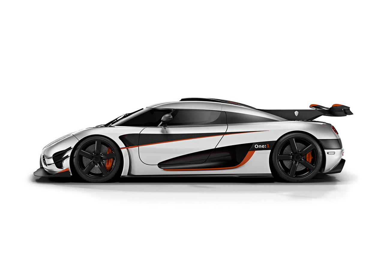 koenigsegg reveals one1 megacar 1 Koenigsegg Reveals One:1 Megacar