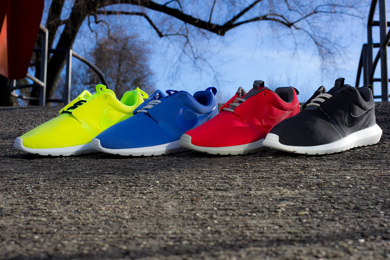 nike roshe run natural motion 1 Nike Roshe Run Natural Motion Sneaker