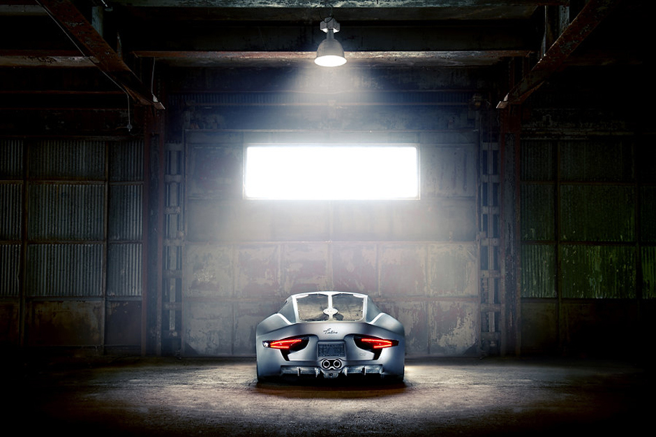 the felino cb7 canadas newest supercar 03 Canadas Newest Supercar: The Felino CB7