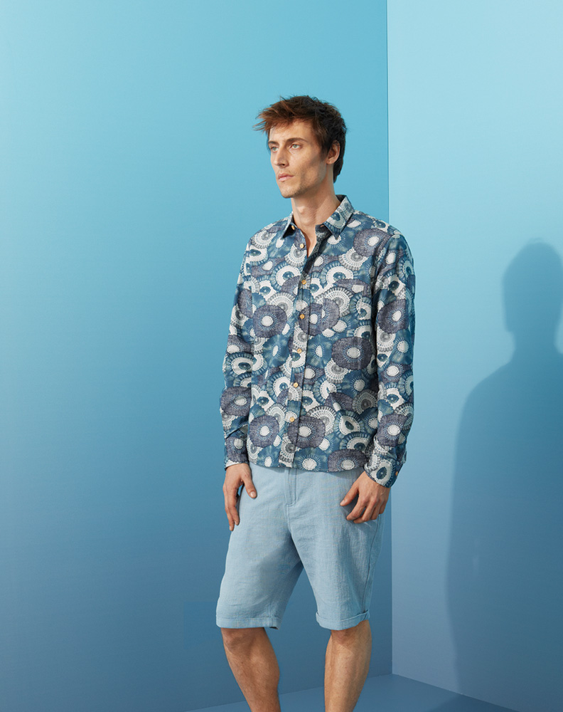 LMC mens looks seven portrait Brighten Your Wardrobe Up With the Levis Made & Crafted Spring/Summer 2014 Collection