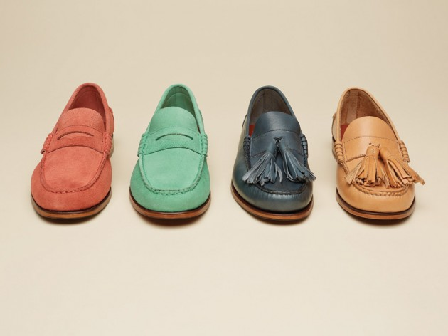 duckie brown shoes ss2014 04 630x472 Florsheim by Duckie Brown Spring/Summer 2014
