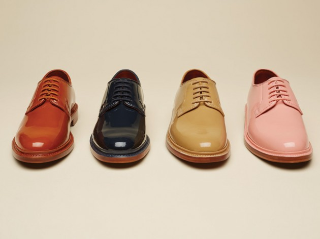 duckie brown shoes ss2014 05 630x472 Florsheim by Duckie Brown Spring/Summer 2014
