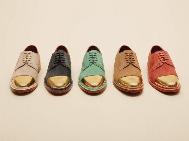 duckie brown shoes ss2014 07 630x472 Florsheim by Duckie Brown Spring/Summer 2014
