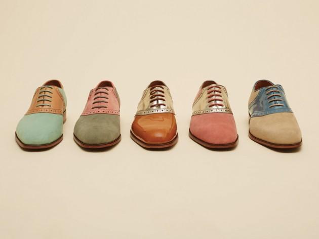 duckie brown shoes ss2014 08 630x472 Florsheim by Duckie Brown Spring/Summer 2014