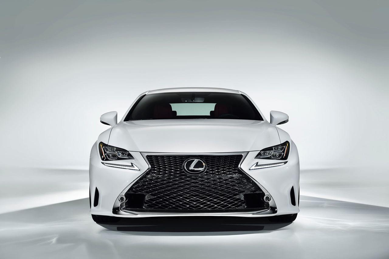 lexus rc 350 f 3 Lexus Unveils New RC 350 F SPORT