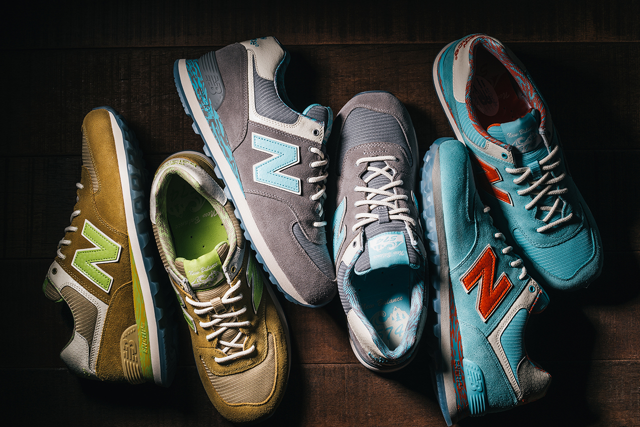 new balance 2014 summer solution collection 01 New Balance Spring/Summer 2014 Summer Solution Lookbook