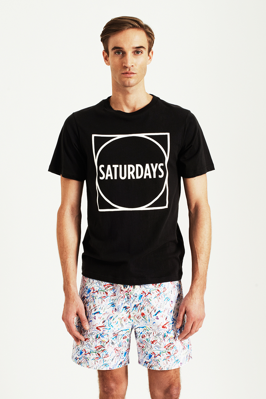 saturdays surf nyc 2014 summer lookbook 15 Saturdays Surf NYC Summer 2014 Lookbook