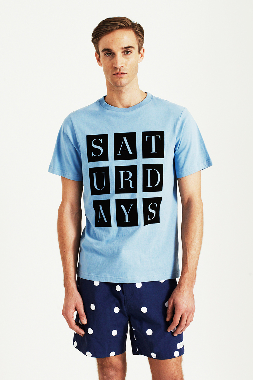 saturdays surf nyc 2014 summer lookbook 17 Saturdays Surf NYC Summer 2014 Lookbook