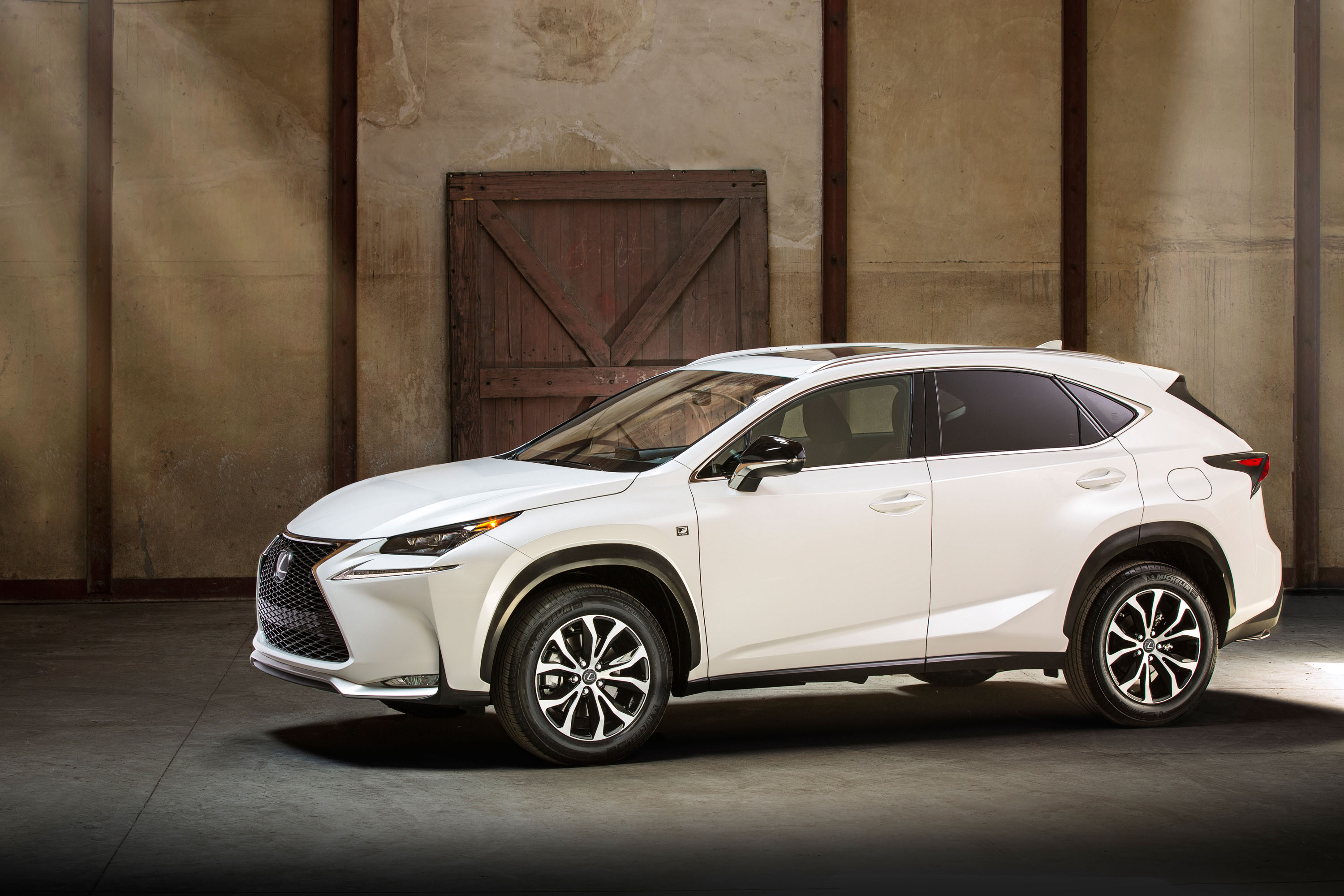 2015 Lexus NX 200t F SPORT 001 All New Lexus NX Launches with Brand's First Turbo Powertrain