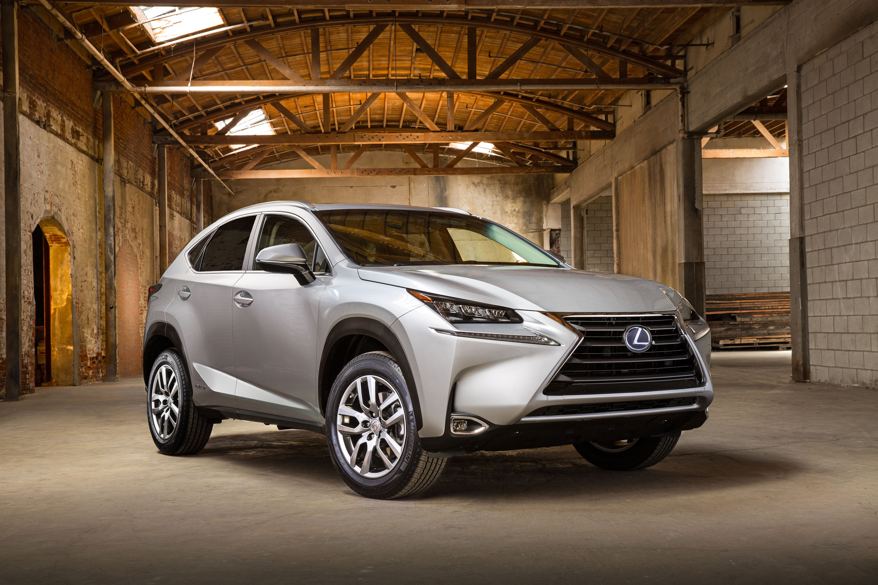2015 Lexus NX 300h 001 All New Lexus NX Launches with Brand's First Turbo Powertrain