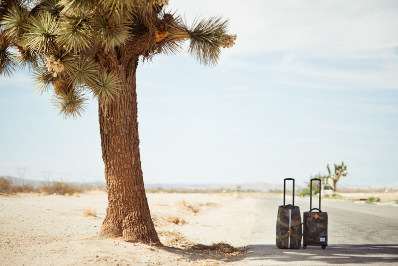 HSC S14 Travel Lead BLOG 01 Plan Your Getaway with the Herschel Supply Co. Spring 2014 Travel Collection