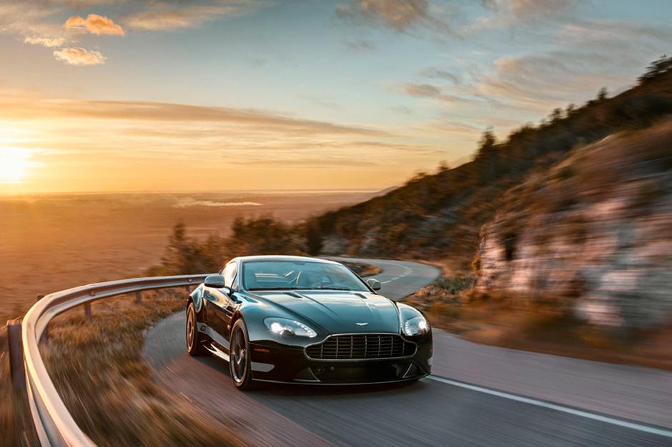 aston martin v8 vantage gt 1 Aston Martin V8 Vantage GT