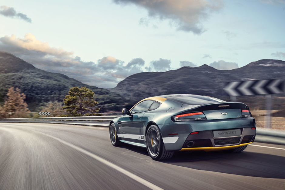 aston martin v8 vantage gt 3 Aston Martin V8 Vantage GT