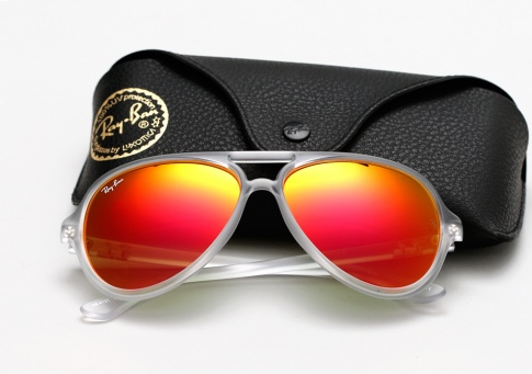 5981 22549 485 Kick Off Summer 2014 with the Ray Ban Colored Mirror Lenses