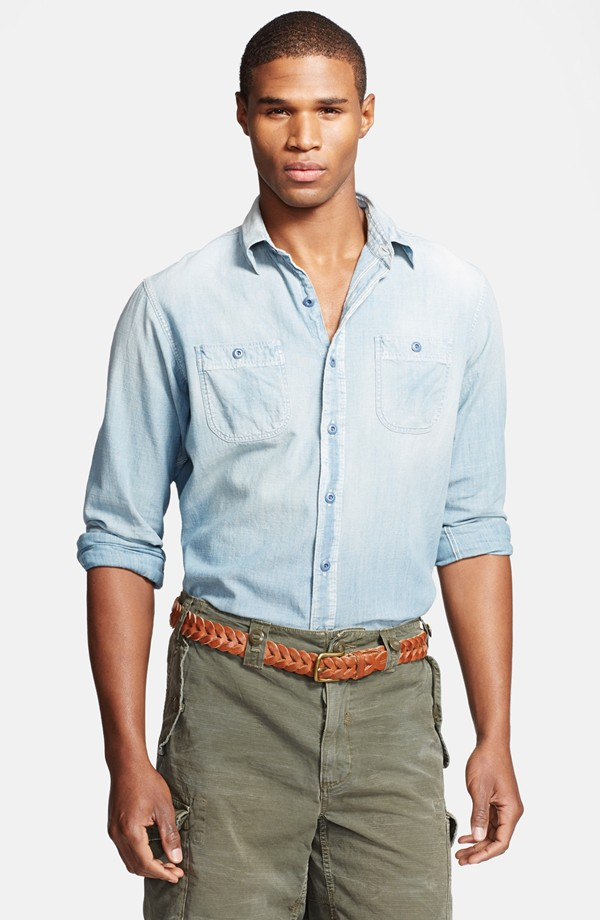 8964959 10 Chambray Shirts You Need To Wear This Summer