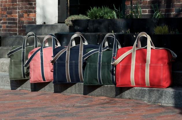 Canvas Bag Machine 0 630x417 Canvas Bag Machine Summer 2014 Collection