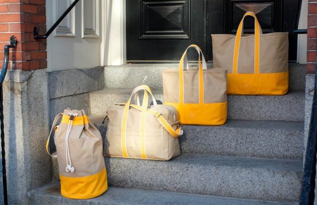 Canvas Bag Machine 12 630x408 Canvas Bag Machine Summer 2014 Collection