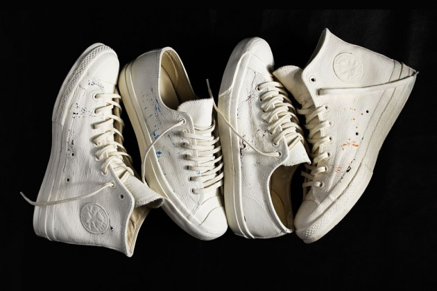 Converse MMM 2 01 630x420 Maison Martin Margiela for Converse Jack Purcell & All Star 70 Sneakers
