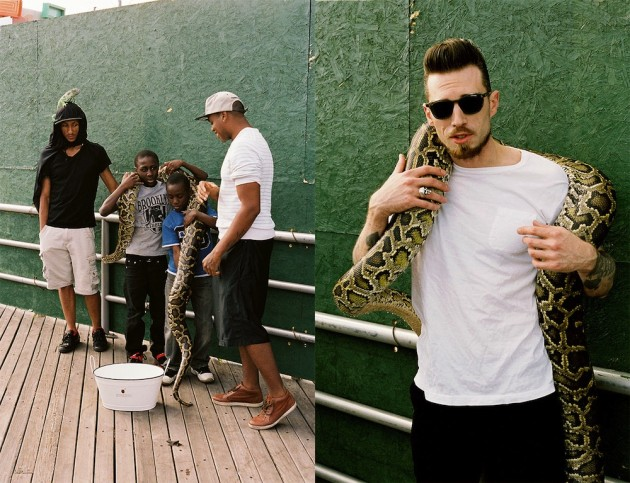 Left Field Spring 2014 2 630x483 Left Field A Coney Island Afternoon Summer 2014 Lookbook