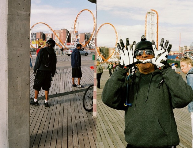 Left Field Spring 2014 22 630x483 Left Field A Coney Island Afternoon Summer 2014 Lookbook