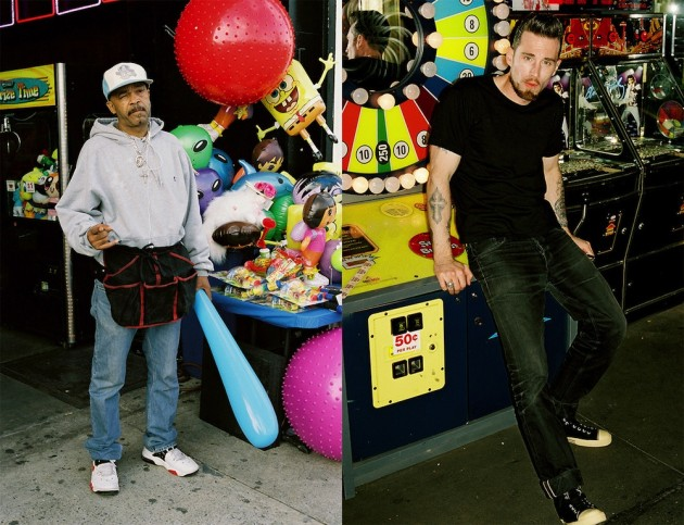 Left Field Spring 2014 32 630x483 Left Field A Coney Island Afternoon Summer 2014 Lookbook