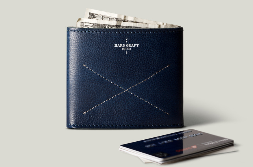 Ocean Snap Wallet feat Hard Graft Unveils Ocean Collection