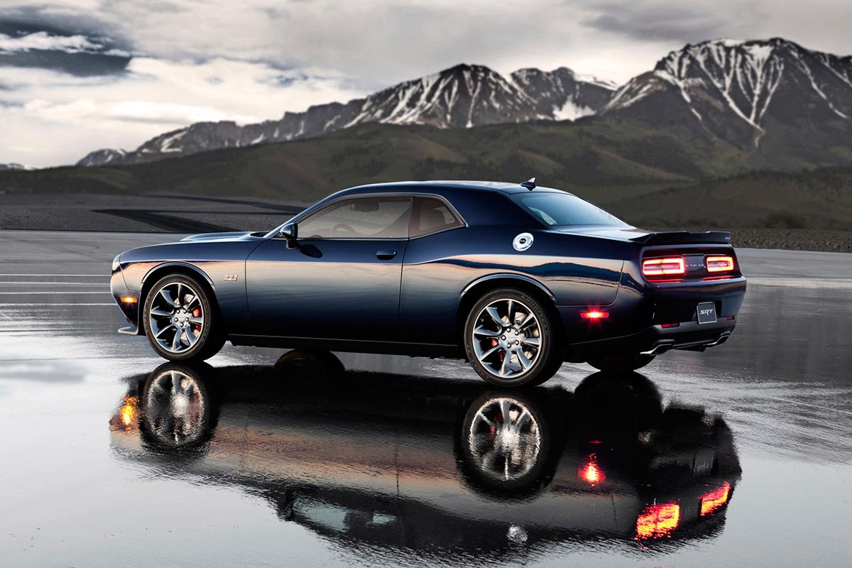 dodge unveils 2015 challenger srt hellcat 2 Dodge Unveils 2015 Challenger SRT Hellcat