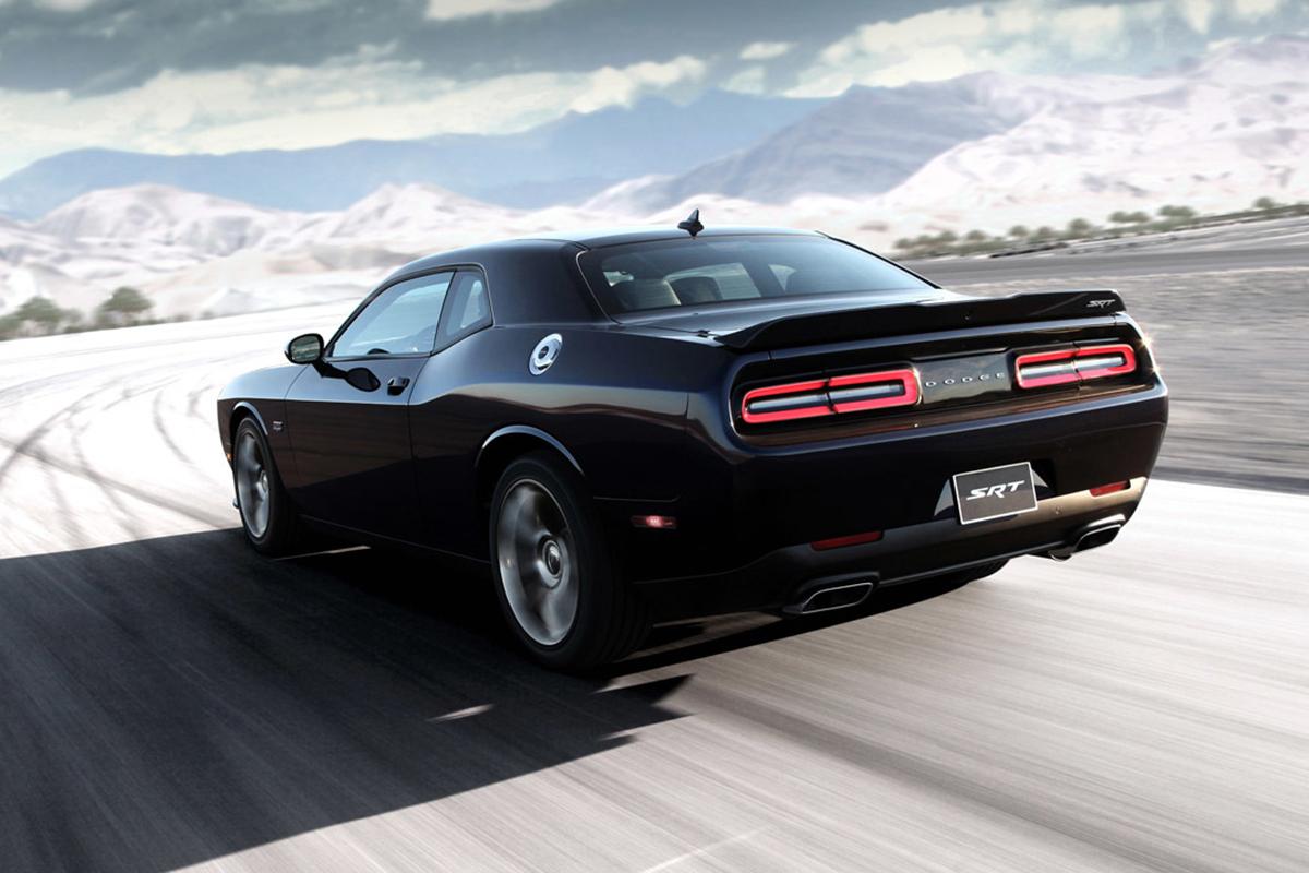 dodge unveils 2015 challenger srt hellcat 3 Dodge Unveils 2015 Challenger SRT Hellcat