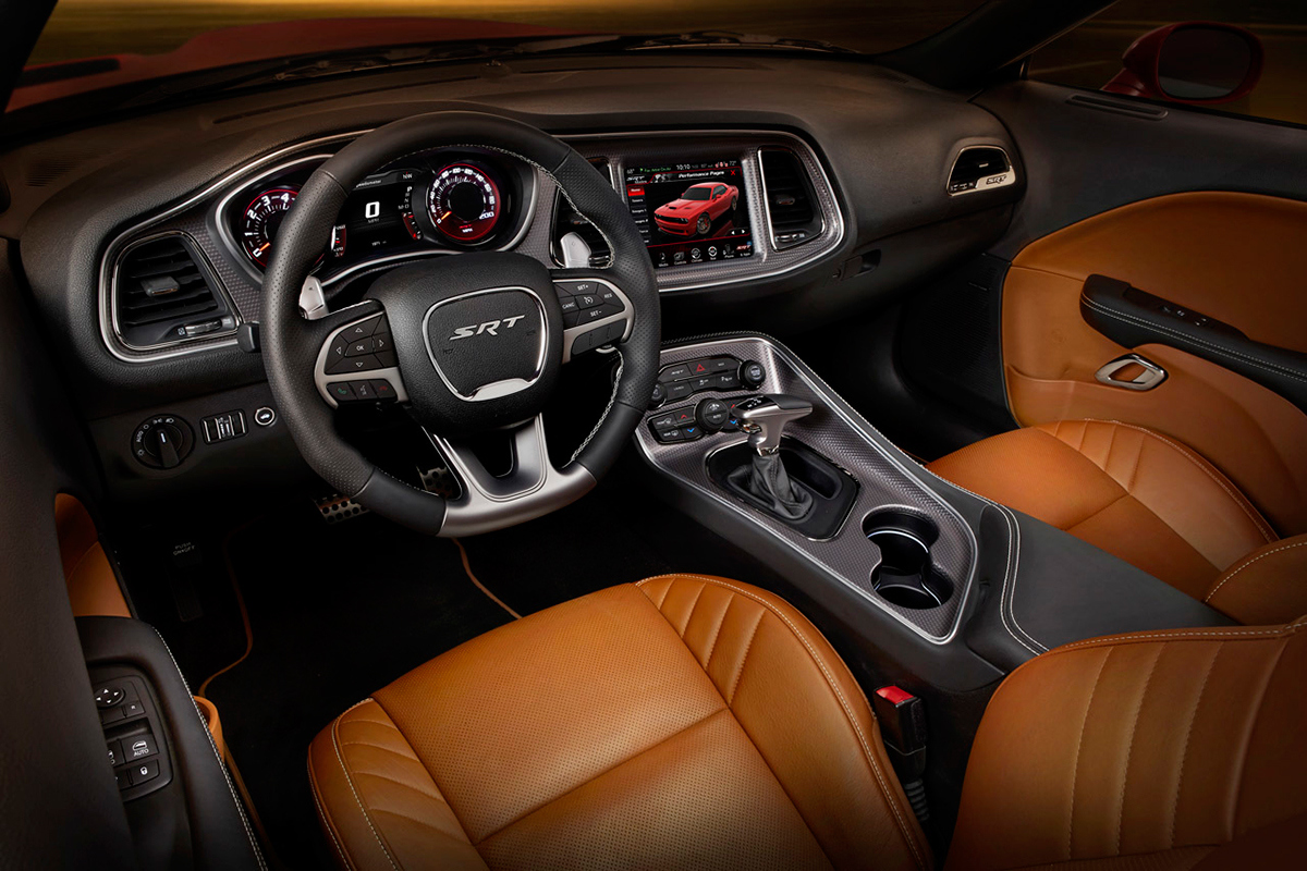 dodge unveils 2015 challenger srt hellcat 4 Dodge Unveils 2015 Challenger SRT Hellcat
