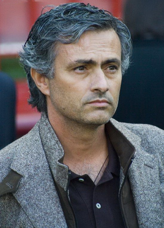 Mourinho in Moscow The 10 Most Stylish Soccer Players