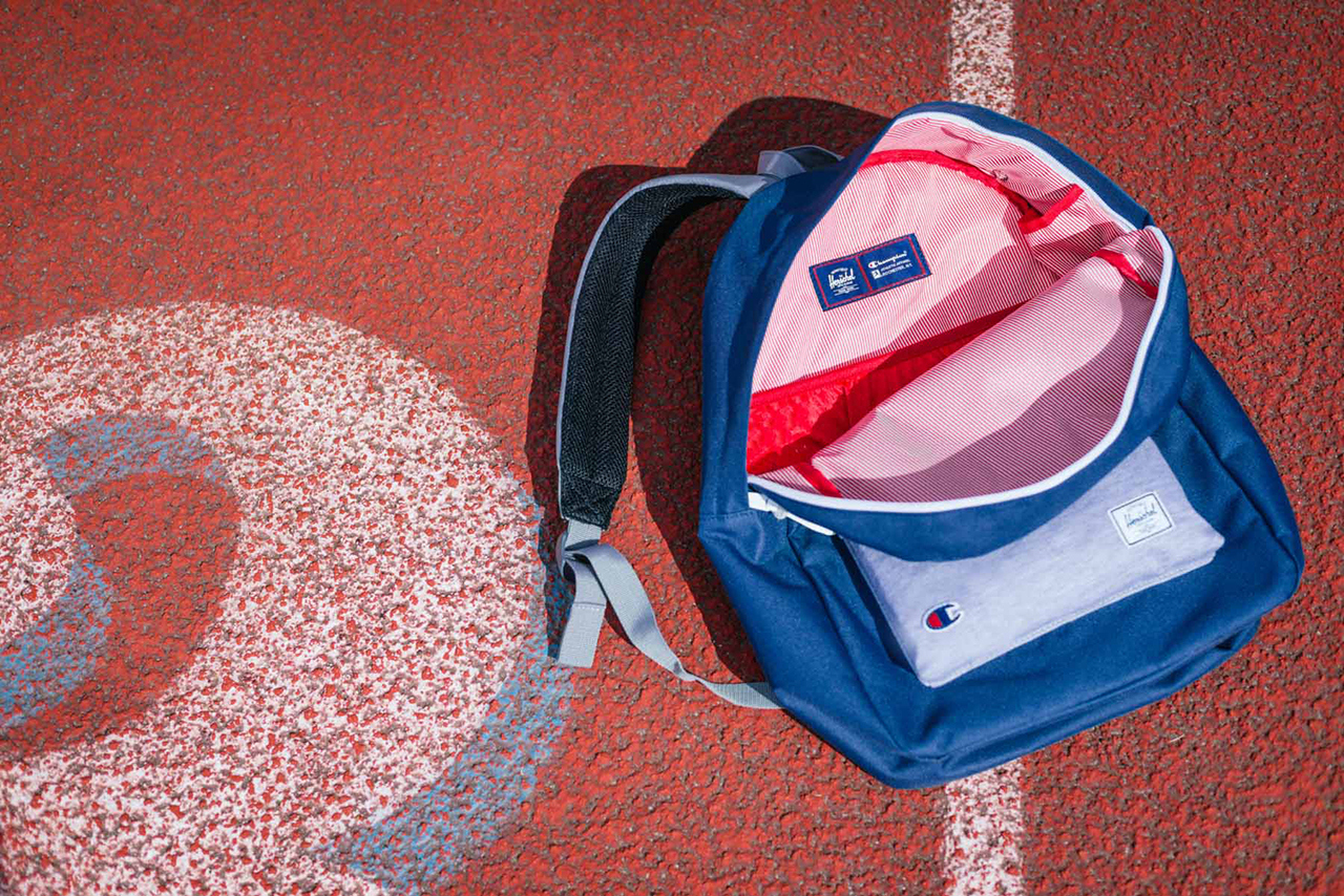 champion x herschel supply co 2014 capsule collection 8 Champion x Herschel Supply Co. Summer 2014 Capsule Collection