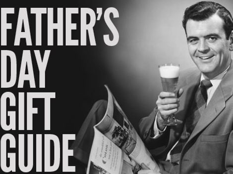 gift ideas for dad1 Father's Day Gift Guide: 15 Items That Will Keep Your Old Man Dapper