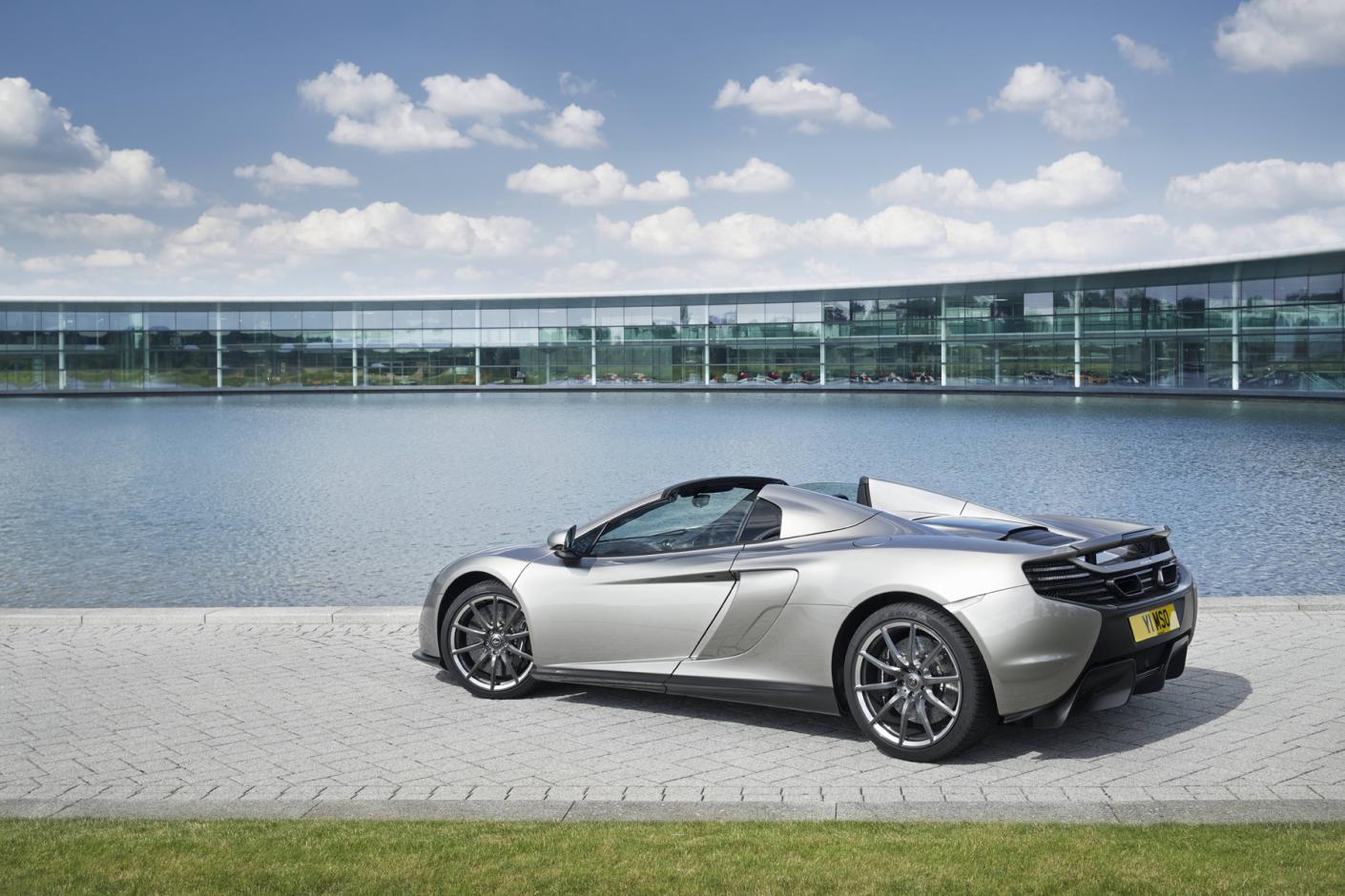 mclaren mso 650s 2 McLaren MSO 650S Supercar