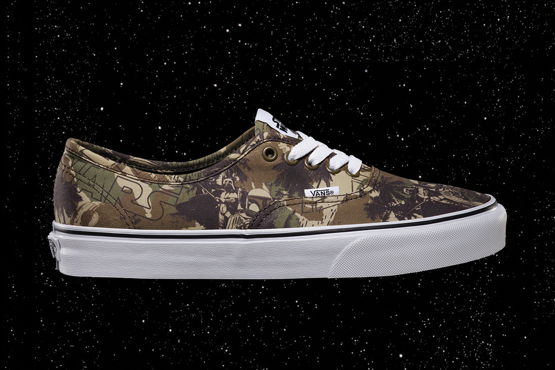 star wars x vans classics 2014 spring summer collection 2 Star Wars x Vans Classics Spring/Summer 2014 Footwear Collection