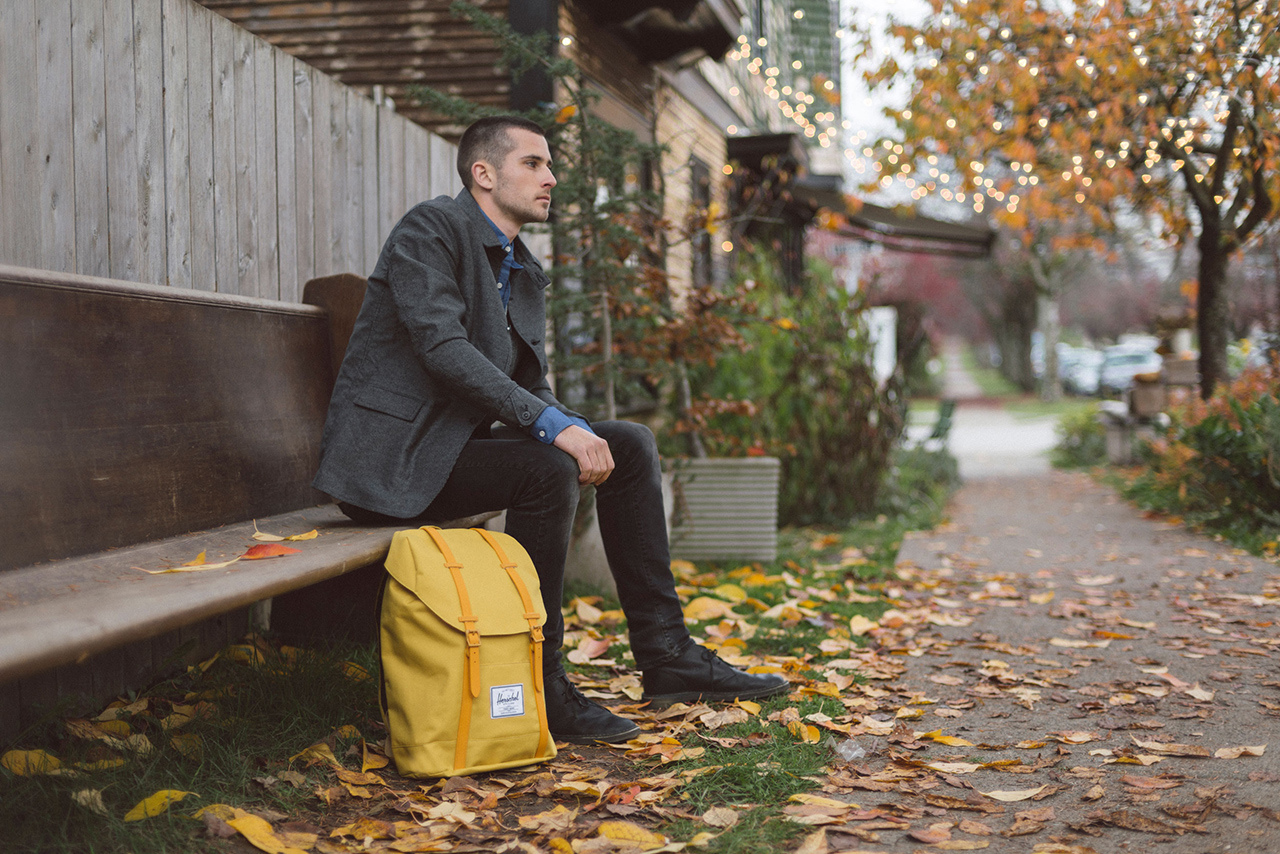 herschel supply co 2014 fall lookbook 2 Herschel Supply Co Fall/Winter 2014 Lookbook